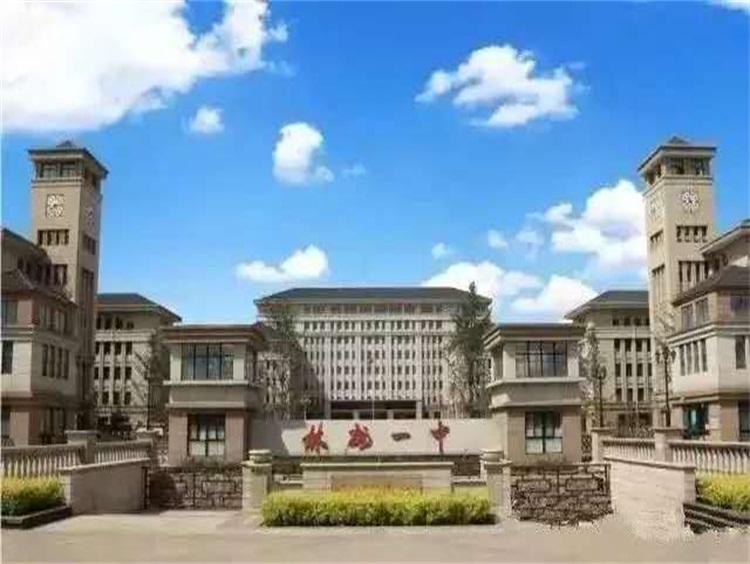 林州第一中学项目资金公示——专用材料
